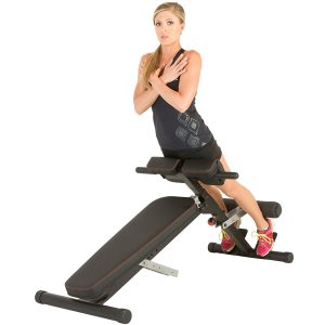 Ironman Hyperextension Bench Review