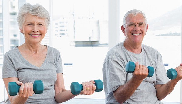 The Best Home Exercise Equipment for Seniors and Older Adults