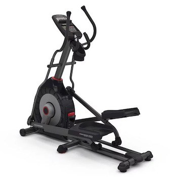 Schwinn's 430i elliptical trainer is the perfect piece of equipment for low-impact cardio