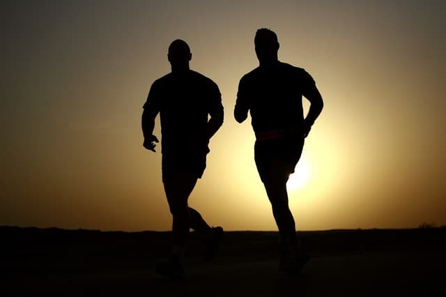 Move or Die: The Advantages of Being Physically Fit