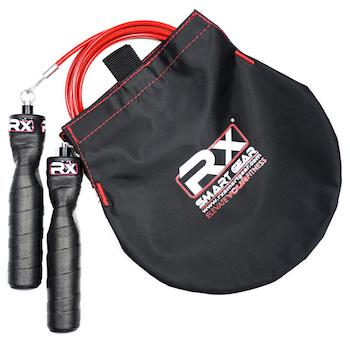 Rogue's RX custom jump ropes are great for the quality-centric traveller