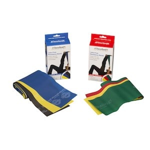 theraband resistance bands are good quality