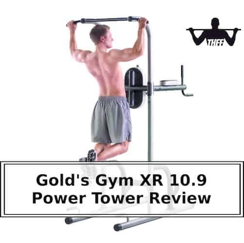 Gold's Gym XR 10.9 Power Tower Review – Good as Gold