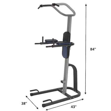 fitness gear power tower assembly instructions