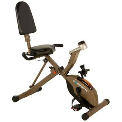 Exerpeutic gold 525xlr recumbent exercise bike main image