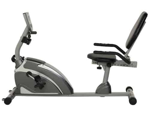 Exerpeutic 900xl recumbent exercise bike main image