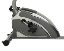 Exerpeutic 900xl recumbent exercise bike image of large shroud