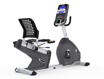 The Nautilus R616 is a great high-end recumbent bike