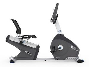 Best Recumbent Exercise Bike for Seniors - NautR616 side