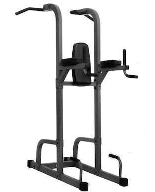 Xmark VKR vertical knee raise with dip station and pull up power tower xm-7617 main image