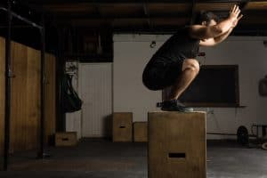 Plyo boxes are among the best equipment to build power and agility