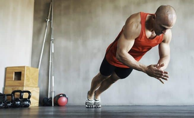 Plyometric training is the single best way to develop and augment your power