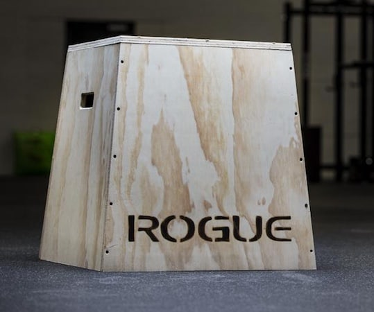 rogue original wood plyo box main image