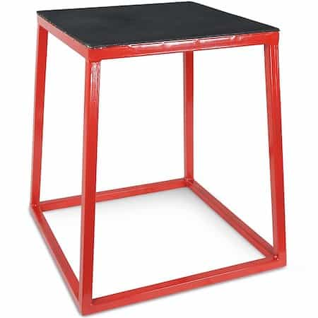 titan fitness traditional steel framed plyo box main image