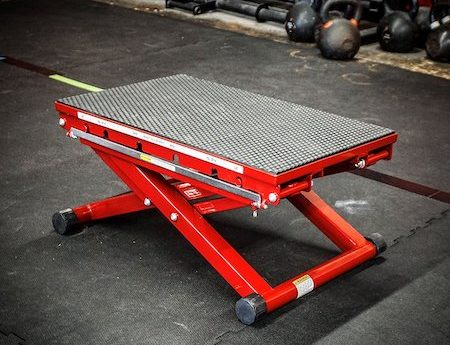 titan fitness x adjustable height plyo box main image