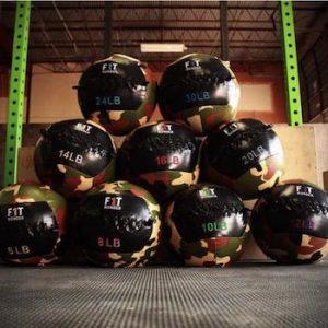 Fringe Sport OneFit Wonder Medball v3 family