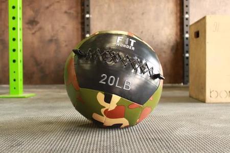 Fringe Sport OneFit Wonder Medball v3