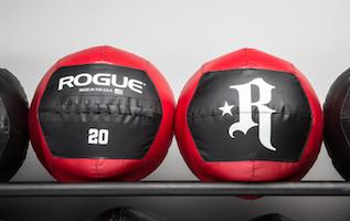 Rogue Froning athlete series medicine balls