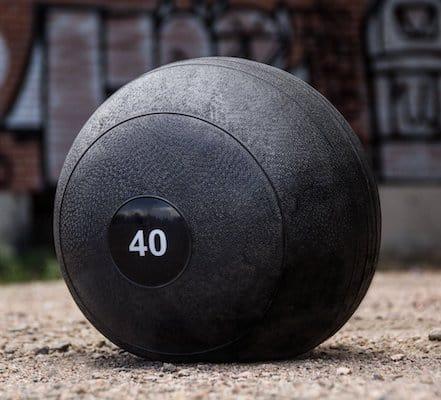Rep V2 slam ball main image