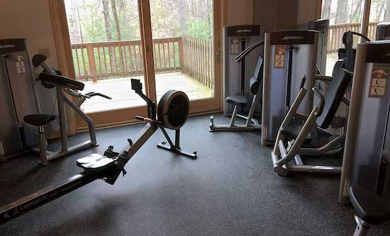 The best flooring for your home gym