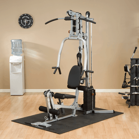 The body-solid powerline home gym is also a good mid-range option