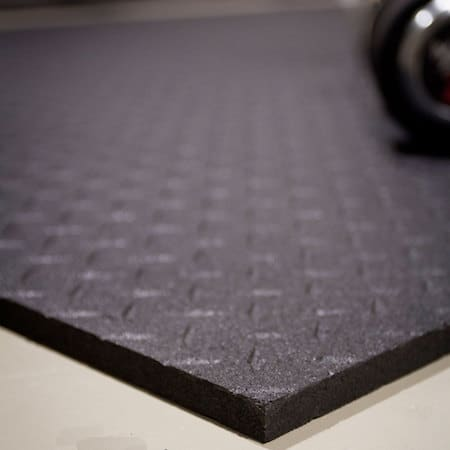 XMark Fitness make great heavy-duty gym mats