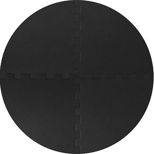 BalanceFrom's interlocking seams are good quality and easy to use