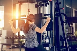 A good home gym, also known as a multi gym, is a great piece of equipment for muscle building
