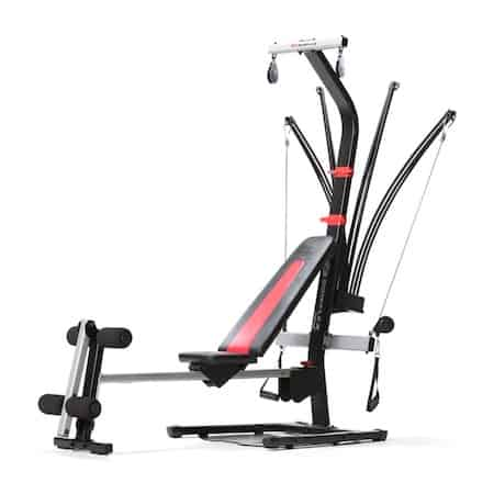 Bowflex's basic home gym is another solid option for beginners