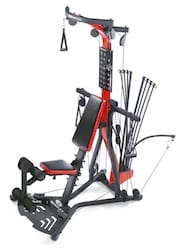 The bowflex pr3000 home gym is a great mid-range multi-gym