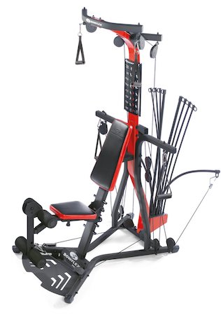 The bowflex pr3000 is like the older, better brother of the pr1000