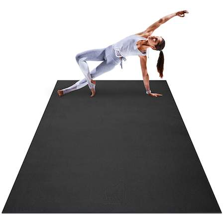 Gorilla Mats' yoga and exercise mats are top quality