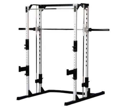 The Caribou III can be bought as a power rack only, and provides a solid option at a good price