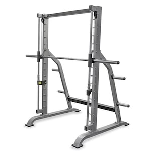 The BE-11 smith Machine from Valor Fitness is a nice solid piece of equipment