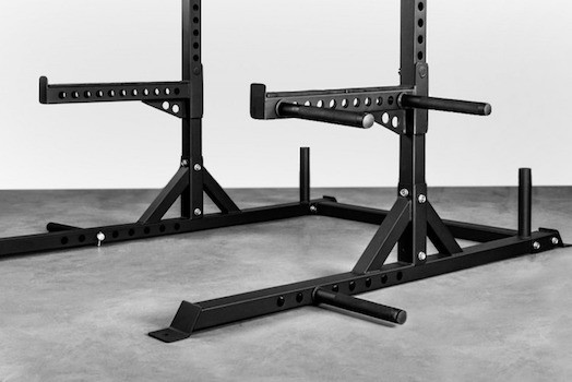 The accessories come included in the price of the Rep Squat Stand