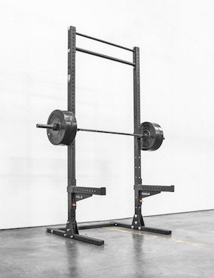 The SML-3 is the big dog in Rogue's Monster Lite series squat stands
