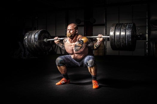 The squat is called the king of exercises