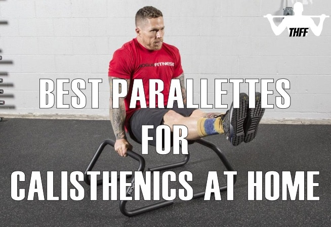 The 5 Best Parallettes for Home Calisthenics