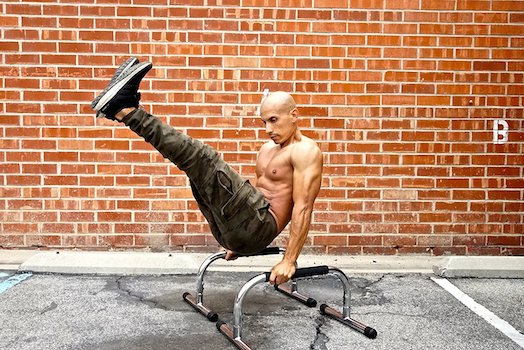 These parallettes will have you doing advanced calisthenics moves before you know it