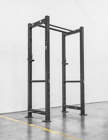 The RML-3 power rack is a beastier version of the standard R-3