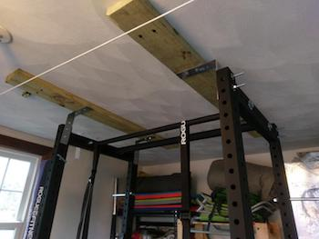 Your ceiling height is an important factor to consider in choosing the best power rack for your home gym