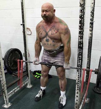 Louie Simmonds, a world renowned strength coach, knows a thing or two about great power racks