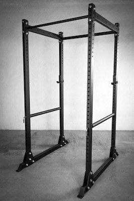 Consider the rep fitness pr-3000 power cage if you're looking to save a bit of cash