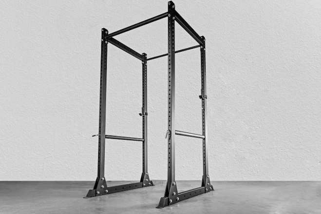 The Rep Fitness PR-3000 power rack is an excellent low-cost, high value power cage
