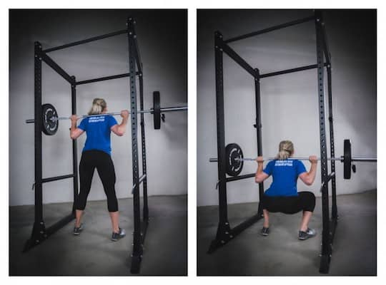 The rep fitness pr-3000 can be bolted to the floor if need be
