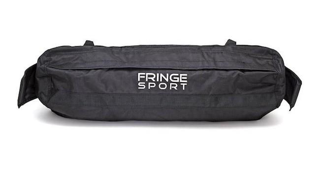 Fringe sport's OneFitWonder sandbags are no frills.