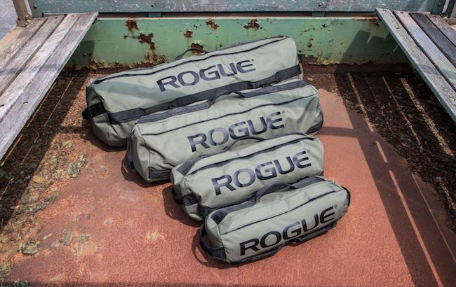 Rogue's sandbags are without question the best quality on the market