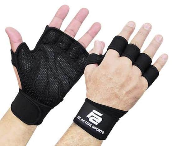 fit active sports make some great value weightlifting gloves