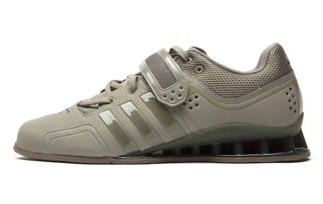 Adidas Adipowers are oldies but goodies - fantastic weightlifting shoes