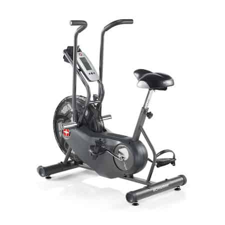 Schwinn's airdyne ad6 air bike is a solid option